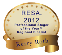 Pro-Stager Regional Finalist Kerry Roth